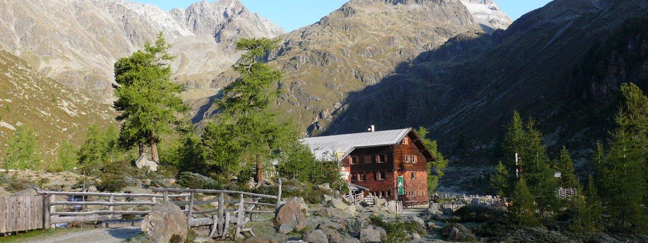 Circuit des 4 refuges dans les Dolomites de Lienz, Etape 2 : refuge d'Anna Schutzhaus - refuge de Lienzer Hütte, © Tirol Werbung