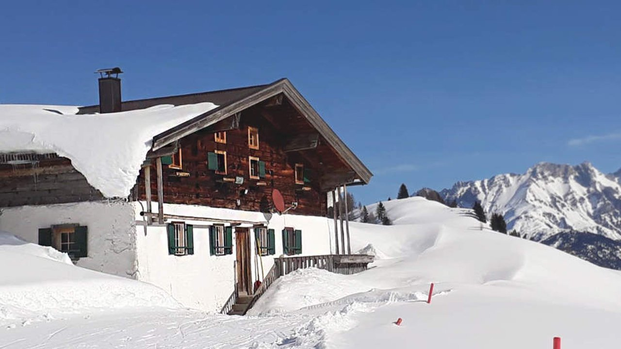 Chalet d'alpage à Fieberbrunn, © Almliesl