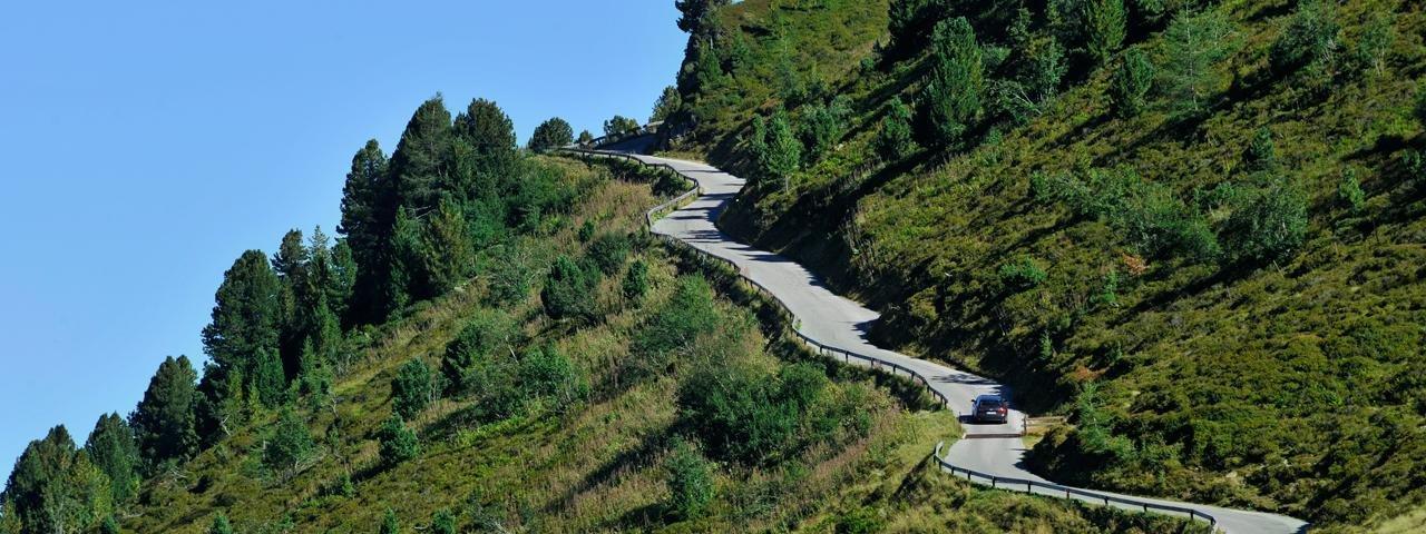 Route d'altitude du Zillertal, © Joe Woergoetter