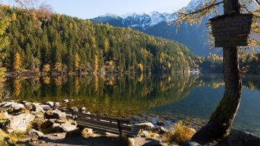 Lac de Pigurger See