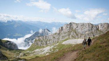 Voie de l'aigle étape 7 : Rofangebirge, © Tirol Werbung/Jens Schwarz