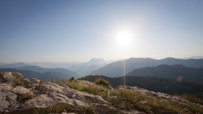 Lever de soleil Steinplatte Waidring, © Andreas Langreiter