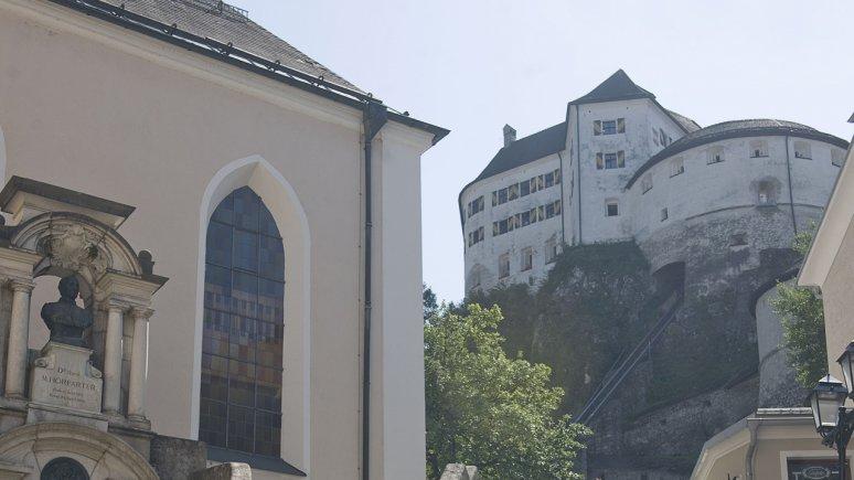 Vieille ville de Kufstein, © Kufsteinerland