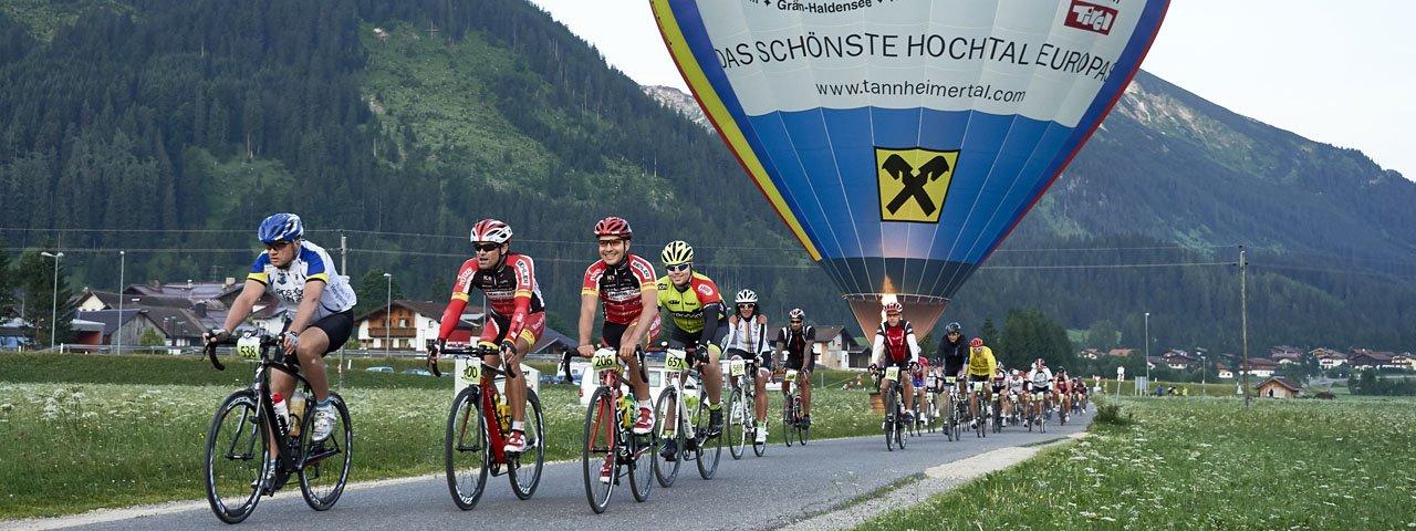 Le marathon cycliste de la Tannheimer Tal, © Marco Felgenhauer