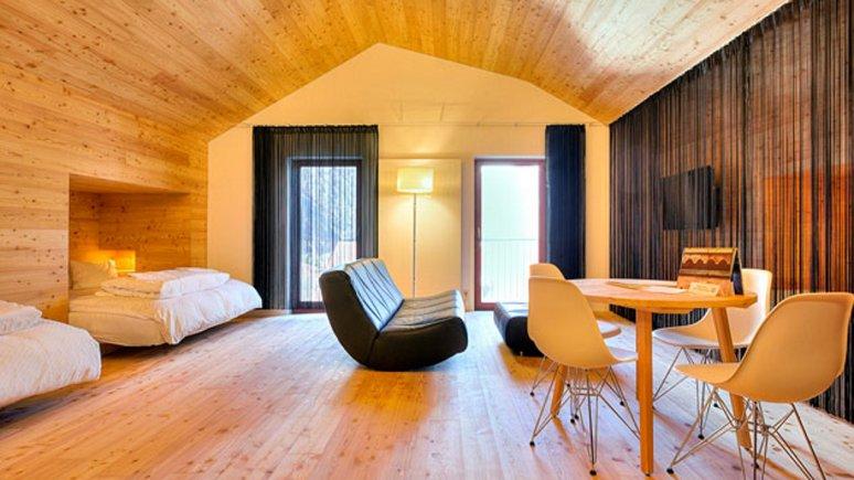 Bergsteigerlager, Hotel Hinteregger, © Hotel Hinteregger