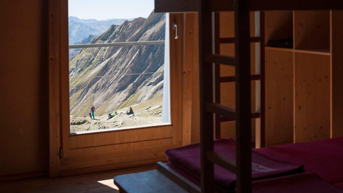 La Voie de l'Aigle : vue magnifique depuis la Stüdlhütte, © Tirol Werbung