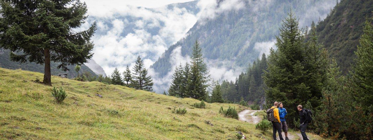 Voie de l'aigle étape 19, © Tirol Werbung/Dominik Gigler
