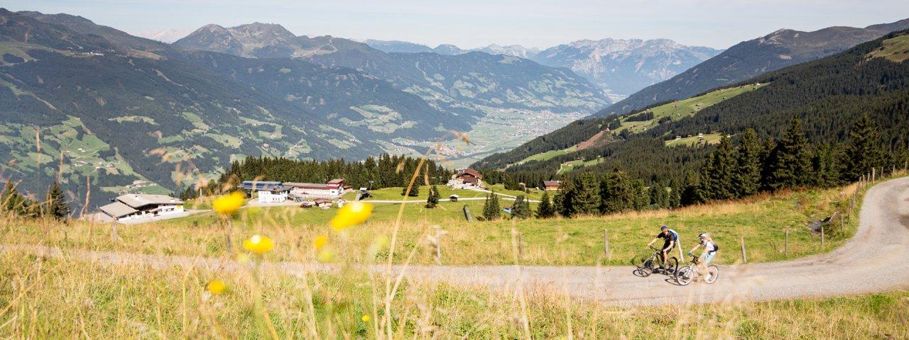 Étape 10 : Mayrhofen - Pertisau, © Zillertal Arena