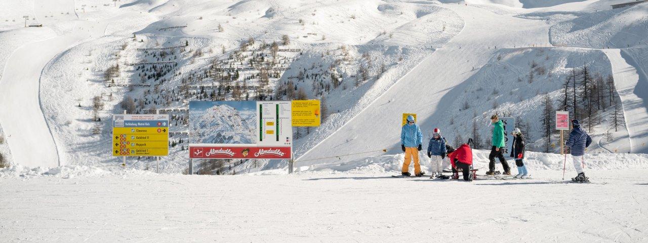 Sécurité sur les pistes de ski à Matrei in Osttirol, © Tirol Werbung/Robert Pupeter
