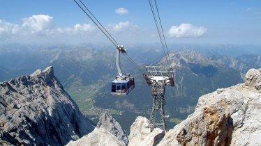 Remontées mécaniques de la Zugspitze, © Somweber