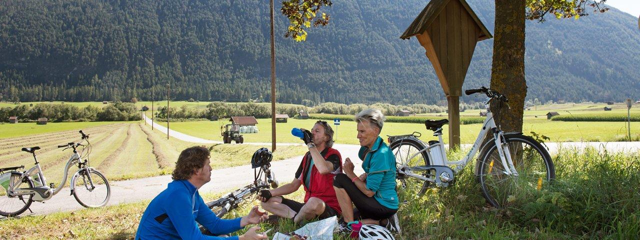 Via Claudia Augusta, © Tirol Werbung/Frank Bauer