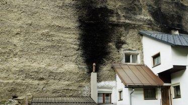 Maisons construites à moitié à Imst , © Tirol Werbung/Bernhard Aichner