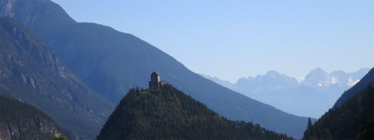 La forteresse de Kronburg, © Tirol Werbung/Esther Wilhelm