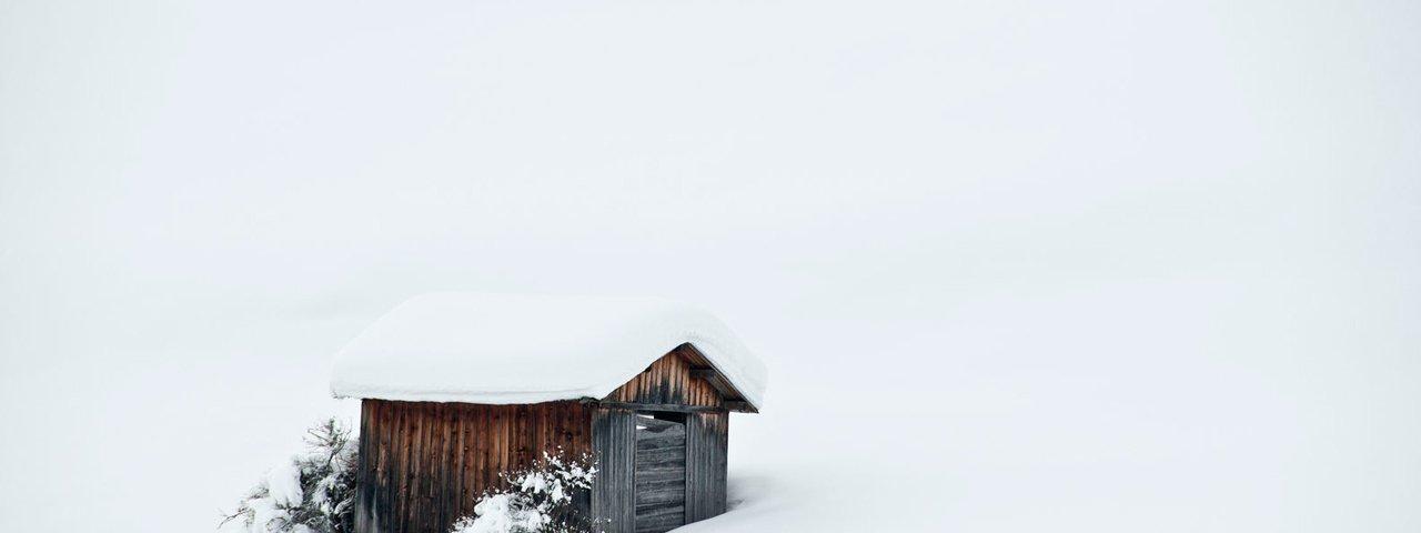 Paysage enneigé, © Tirol Werbung/Martina Wiedenhofer