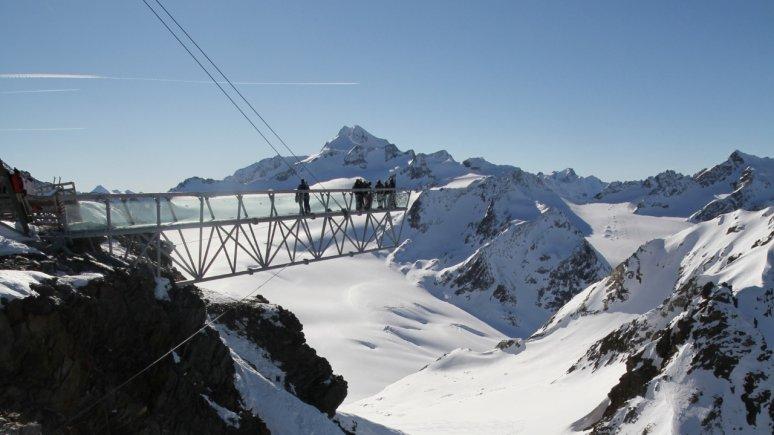 Big 3 Sölden, © TVB Innsbruck/Bernhard Aichner