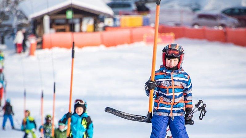 Skilift in Kolsassberg, © Silberregion Karwendel