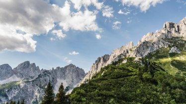 Randonner à la Wilder Kaiser, © Peter von Felbert