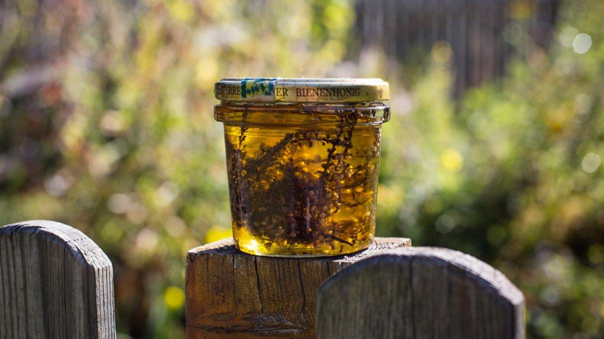 De ses plantes, Elisabeth Maaß fait des huiles, des thés, des baumes, des schnaps et du pesto., © Tirol Werbung/Lisa Hörterer