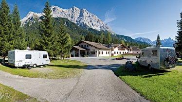 Comfort Camping Tiroler Zugspitze, © Comfort Camping Tiroler Zugspitze