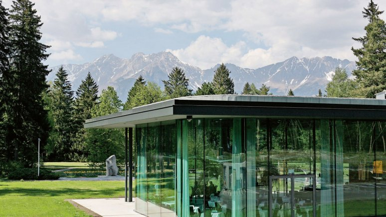 Le Congresspark d'Igls, © TVB Innsbruck