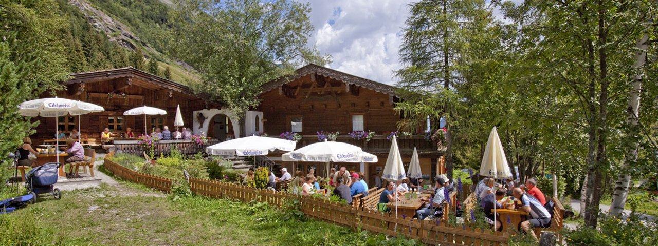l'alpage Laponesalm, © Wipptal Tourismus