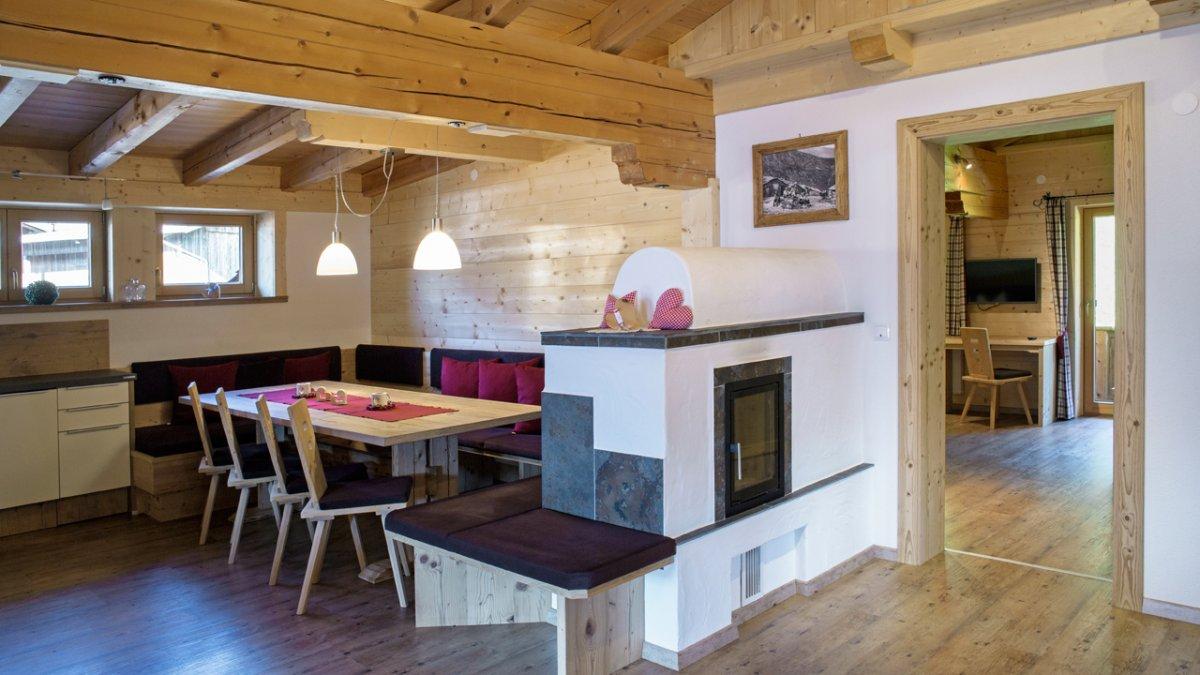 Les nouveaux appartements sont très classes et luxueux, © Tirol Werbung/Lisa Hörterer
