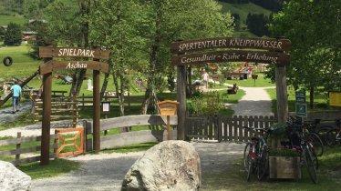 Cure Kneipp dans la Serpental, © Tirol Werbung