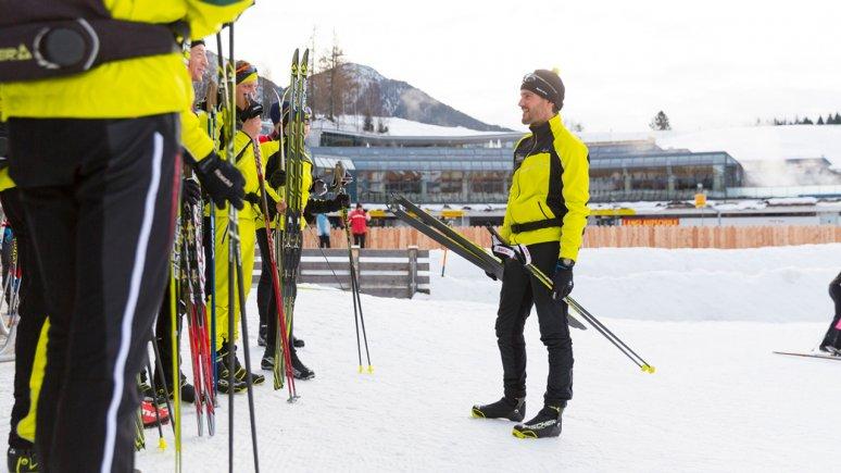 École de ski de fond de Seefeld, © Tirol Werbung / W9 STUDIOS