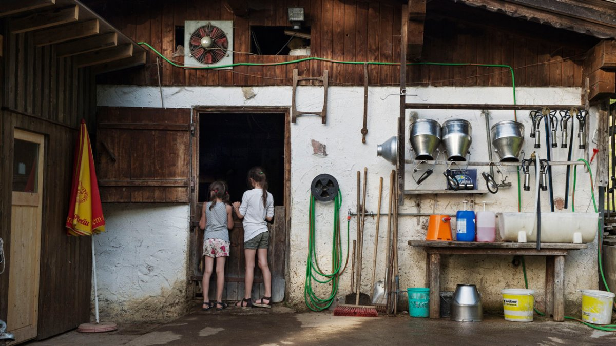 Vacances à la ferme, © Tirol Werbung/Frank Bauer