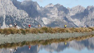 Le Tour de Tirol et la majestueuse Wilder Kaiser, © Winfried Stinn