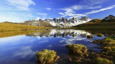 Le lac Salfeinssee, © TVB Innsbruck/Moser