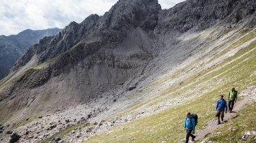 Voie de l'aigle étape 20, © Tirol Werbung/Dominik Gigler