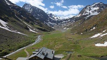 L'auberge Amberger Hütte, © Anton Thaler