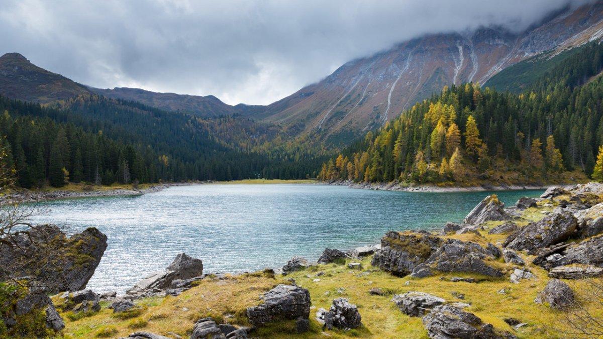 Le lac d'Obernberger See, © Tirol Werbung