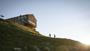 Olperer Hütte, Zillertal, © Tirol Werbung/Jens Schwarz