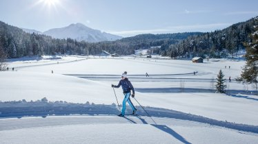 Seefeld : un domaine skiable idéal pour le ski de fond, © Olympiaregion Seefeld