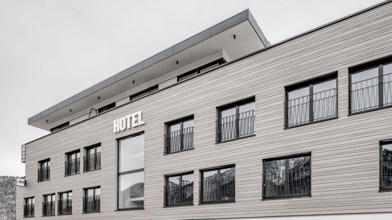 L'hôtel MAX, © das MAX, Außenansicht
