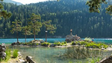 Lac de Blindsee, © Tirol Werbung/W9 Studios