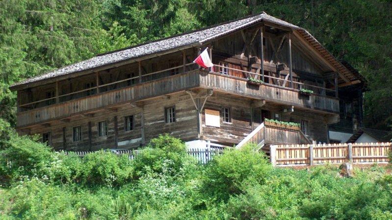 La source thermale d'Aigner Badl, © Osttirol Tourismus