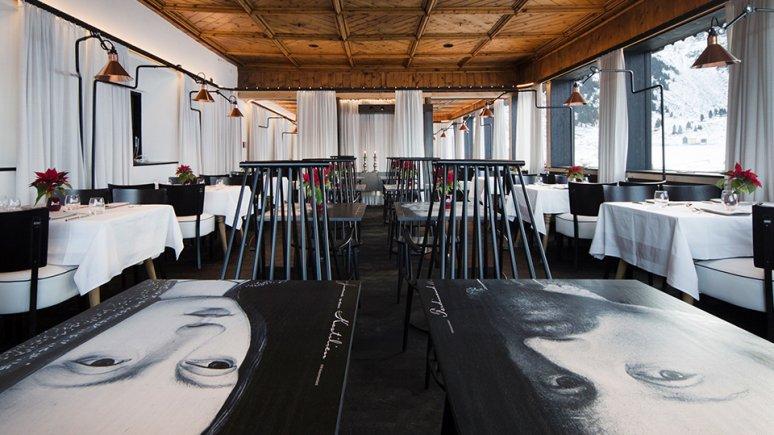 Restaurant Jagdschloss de Kühtai, © Jagdschloss Kühtai