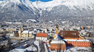 Abbaye de Wilten, © TVB Innsbruck - Christof Lackner