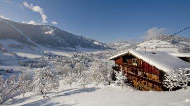 Wildschönau en hiver, © T. Trinkl