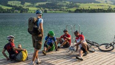 Après l'effort, le rafraîchissement!, © Tirol Werbung/Peter Neusser