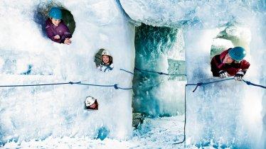 Glacier Hintertuxer Gletscher, © Tourismusverband Tux-Finkenberg