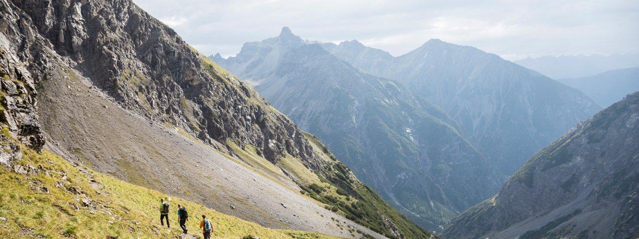 Voie de l'aigle étape 22, © Tirol Werbung/Dominik Gigler