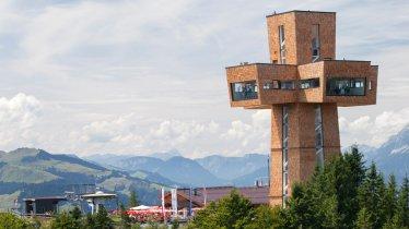 Croix de Saint-Jacques à Pillerseetal, © Bergbahn Pillersee