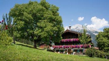 Le gîte Obholzhof à Scheffau, Wilder Kaiser, © Tirol Werbung/Lisa Hörterer