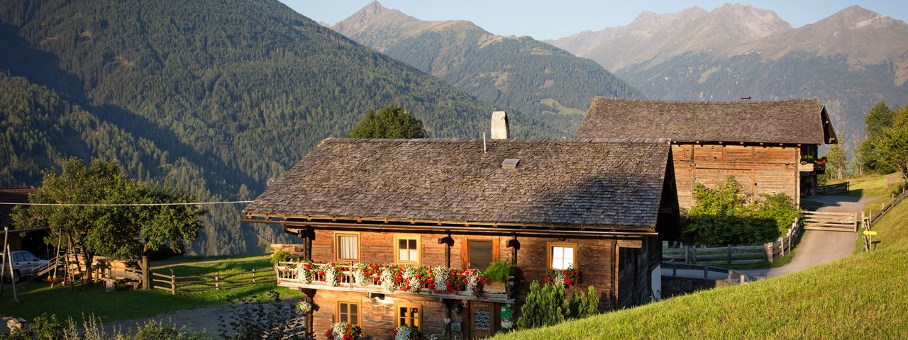Le gîte Bartlerhof à Matrei in Osttirol, © Tirol Werbung/Lisa Hörterer