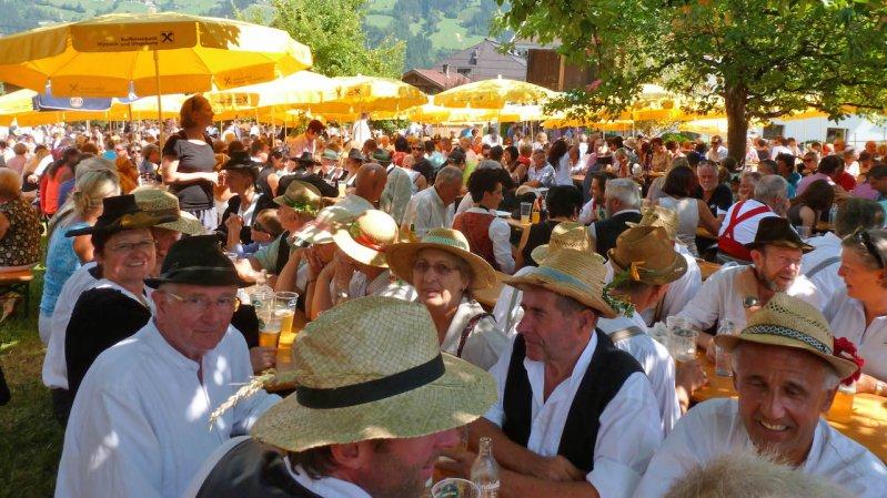 La fête des beignets de la Zillertal - Schwendau, © TVB Mayrhofen