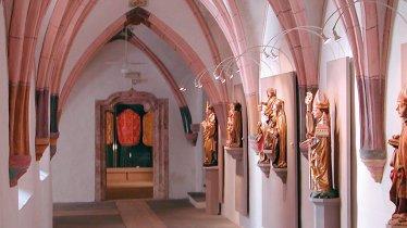 Le musée des Augustins de Rattenberg, © TVB Alpbachtal Seenland